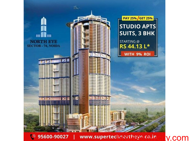 Book Business Suits & Studio Apartment & earn High ROI - 1/1