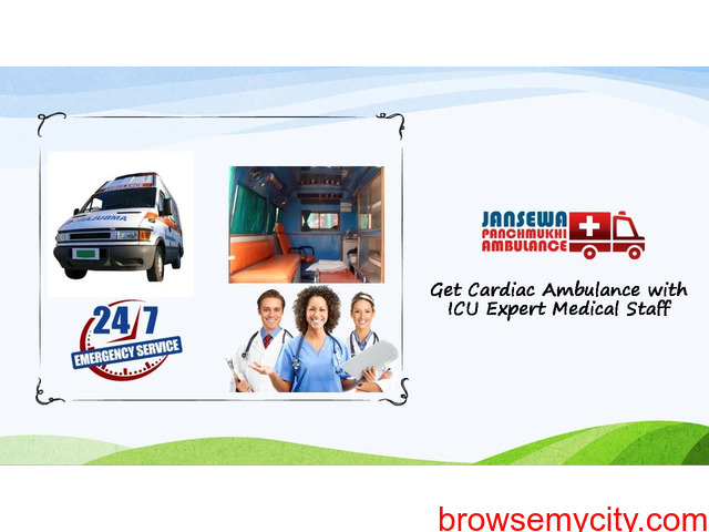 Book Road Ambulance from Koderma to Ranchi with Hi-tech ICU Equipped - 1/1