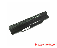 Batterie originale Clevo 6-87-W230S-427, 6-87-W230S-4271, W230BAT-6 11.1V 5600mAh
