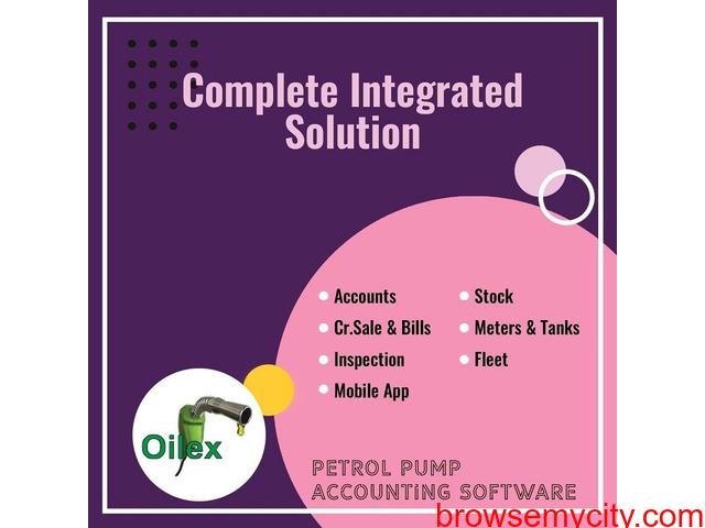 Petrol pump software - 1/1