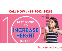 +91-7042424269 Height Growth Treatment in Delhi