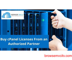 Buy cPanel Licenses From an Authorized Partner
