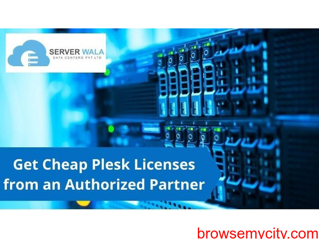Get Cheap Plesk Licenses from an Authorized Partner - 1/1