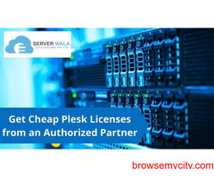 Get Cheap Plesk Licenses from an Authorized Partner