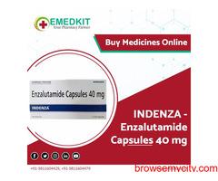 Buy Enzalutamide Capsules 40 mg Tablet from India - Emedkit