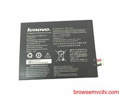Batterie originale Lenovo 1ICP556120-2, L11C2P31, L11C2P32, L12D2P31 3.7V 6340mAh