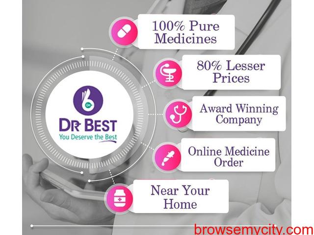 Medicine Online Shopping India - 1/2