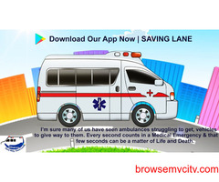 Save a Life by Giving Way to Ambulance | Saving Lane