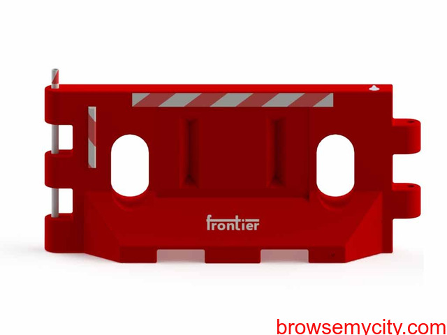 Road Safety Barriers - 3/4