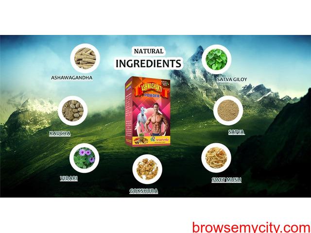 Ayurvedic weight gain supplement to gain weight - 1/1