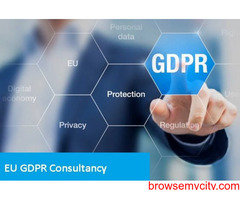 EU GDPR Certification Consultants in India