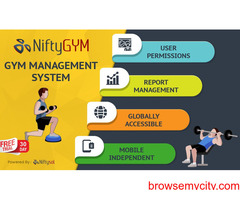 why  gym use to gym  management system!!