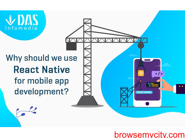 Why Should We use the React Native App for Mobile App Development? - 1/1