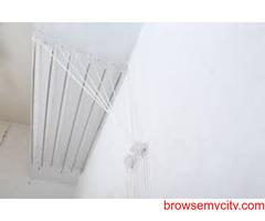 Call 8309419571 for Drying Cloth Hanger in Sai Baba Nagar Colony, Kukatpally, Roof Hanger Wallmount
