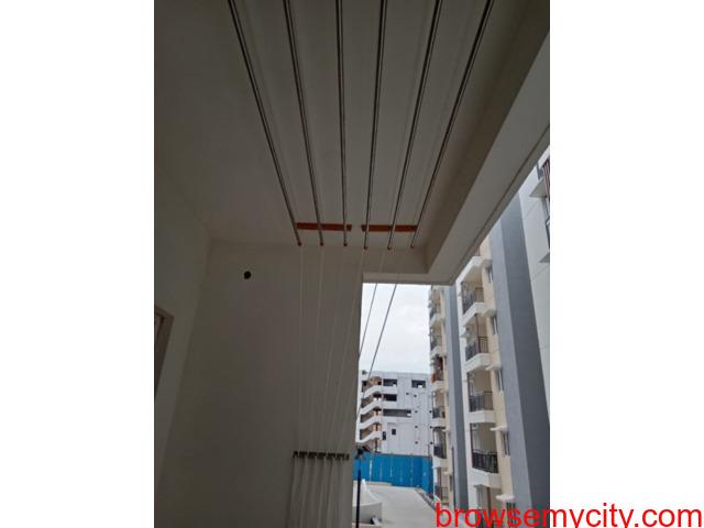 Roof Hanger Near Trendset Sumanjali Call 09290703352 Rd Number 5, Green Valley, Banjara Hills, - 3/3