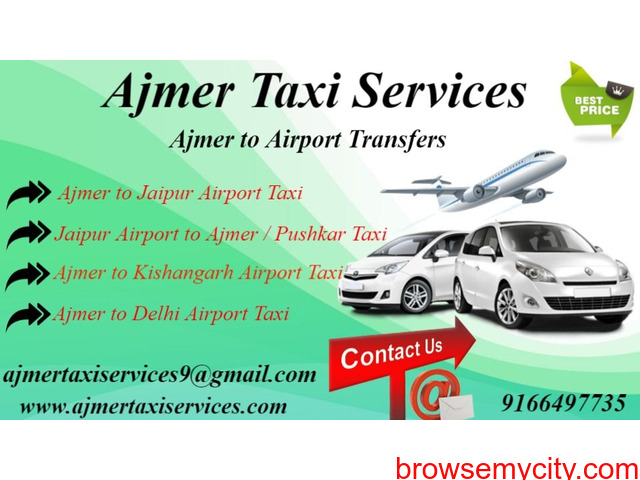 Pushkar Local Taxi , Ajmer Pushkar Full day Sightseen Taxi , Ajmer Pushkar Taxi - 2/6