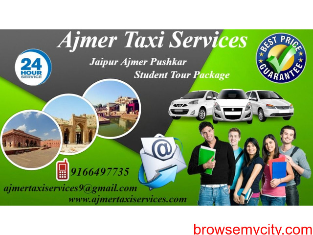 Pushkar Local Taxi , Ajmer Pushkar Full day Sightseen Taxi , Ajmer Pushkar Taxi - 6/6