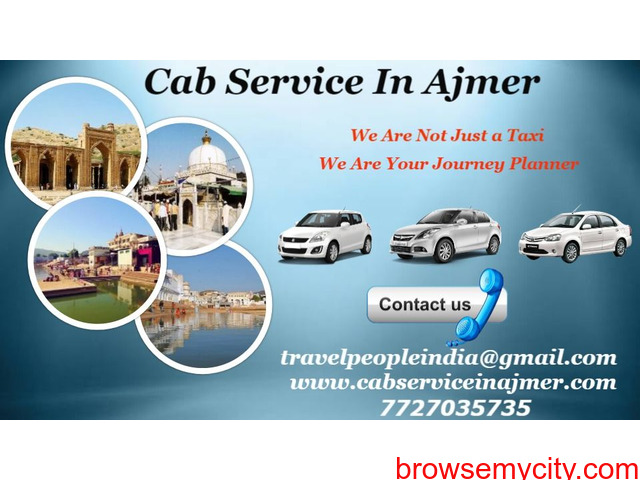 Tempo Traveller Hire in Ajmer , Best Rajasthan Tour Package , Ajmer Cab - 3/6
