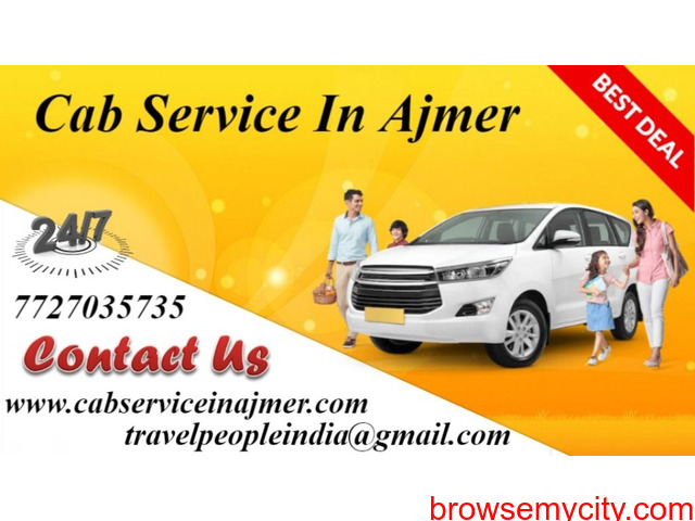 Tempo Traveller Hire in Ajmer , Best Rajasthan Tour Package , Ajmer Cab - 4/6