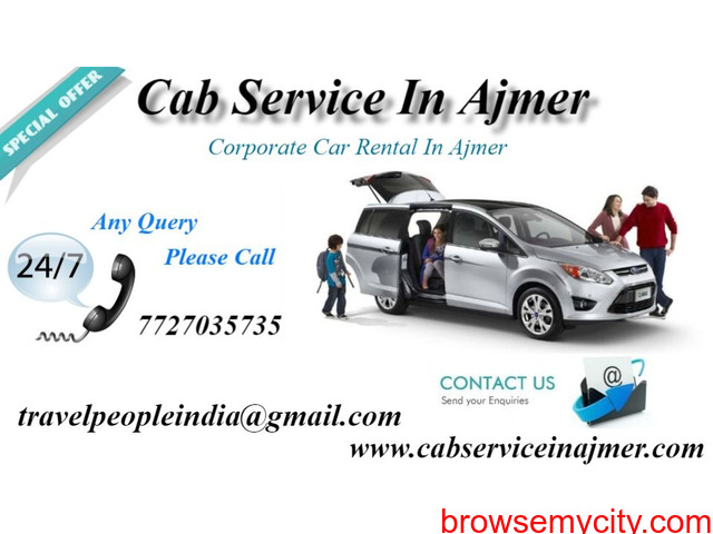 Tempo Traveller Hire in Ajmer , Best Rajasthan Tour Package , Ajmer Cab - 6/6
