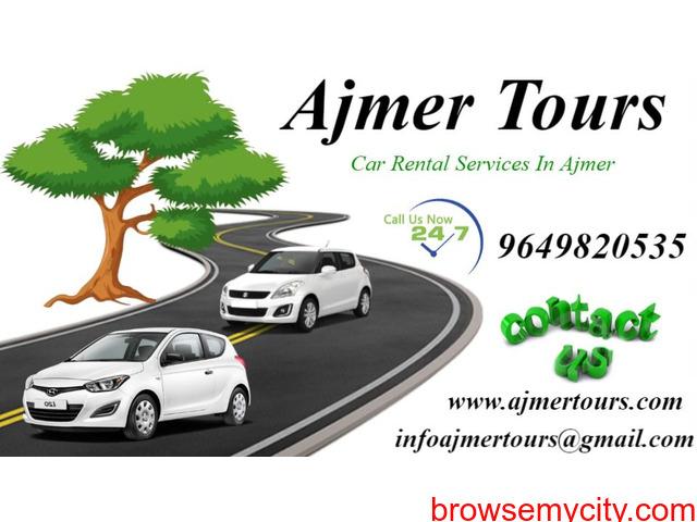 Taxi Services in Ajmer, Car Rental in Ajmer, Ajmer Car rental, Car rental Ajmer - 3/6