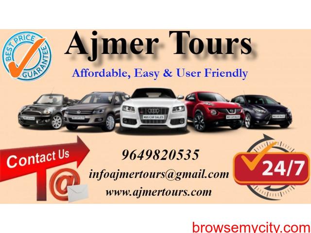 Taxi Services in Ajmer, Car Rental in Ajmer, Ajmer Car rental, Car rental Ajmer - 4/6
