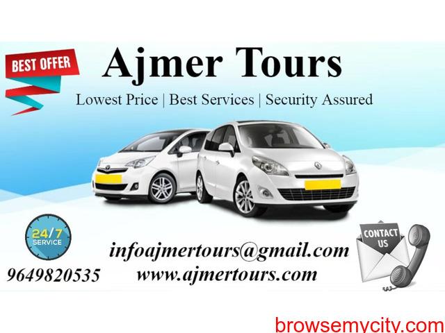 Taxi Services in Ajmer, Car Rental in Ajmer, Ajmer Car rental, Car rental Ajmer - 6/6