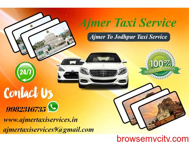 Taxi Services In Ajmer, Taxi In Ajmer, Taxi Service in Ajmer - 3/6