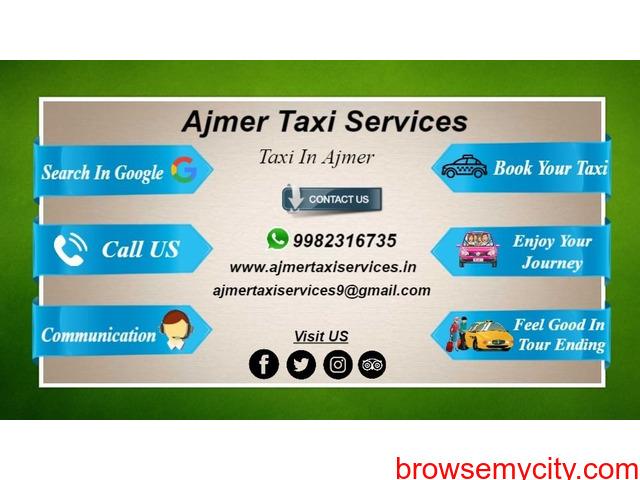 Taxi Services In Ajmer, Taxi In Ajmer, Taxi Service in Ajmer - 5/6