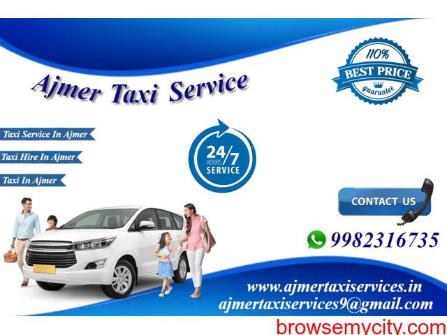 Taxi Services In Ajmer, Taxi In Ajmer, Taxi Service in Ajmer - 6/6