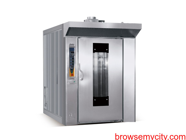 Best Rotary Rack Oven Manufacturer - 1/1