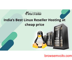 wisesolution- the best linux Reseller Hosting provider in india