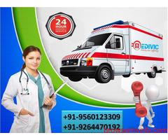 Get Remarkable Ambulance Service in Katihar for Quick Transportation