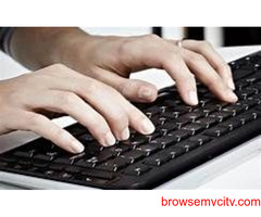 Own Data Entry Company