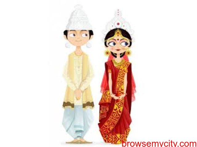 arrange marriage for bengali - 1/1