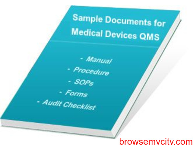 ISO 13485 Manualwith Total Documentation - 1/1