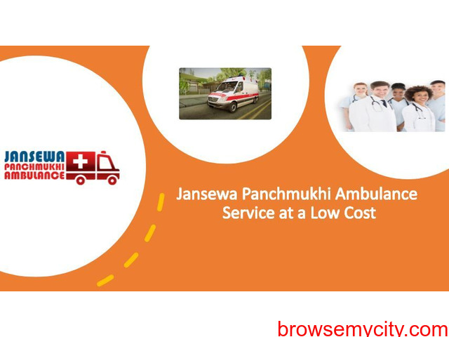 Use Ambulance Service in Boring Road with Developed Medical Services - 1/1