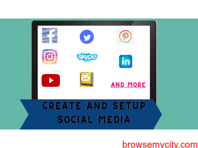 I will create and set up social media pages for any business or blog - 2/2