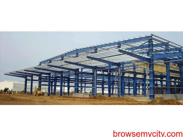 World Best Pre Engineered Buildings Manufacturer - 1/1