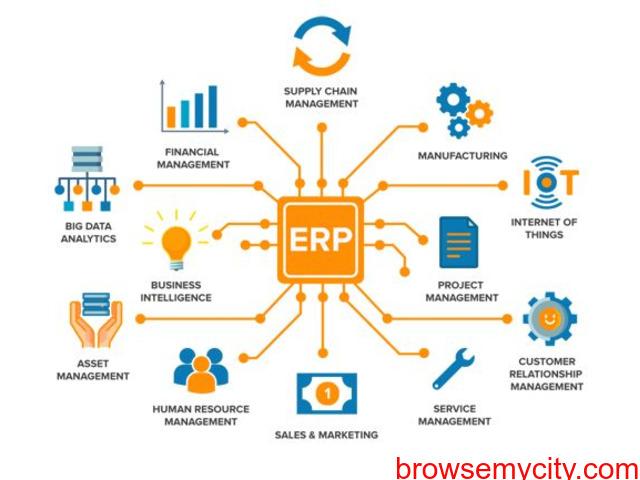 Custom ERP Development | ERP Software Development Companies - 2/2