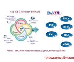 Outlook OST Converter Tool