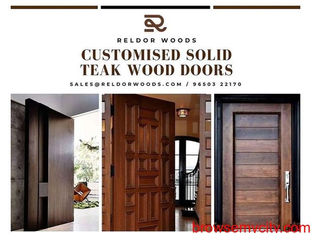 Wood Furniture Manufacturers - Reldorwoods - 1/1