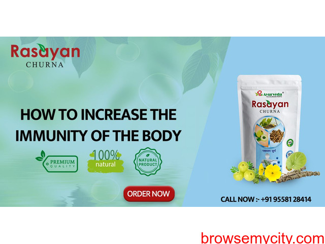 How to increase the immunity of the body - 1/1