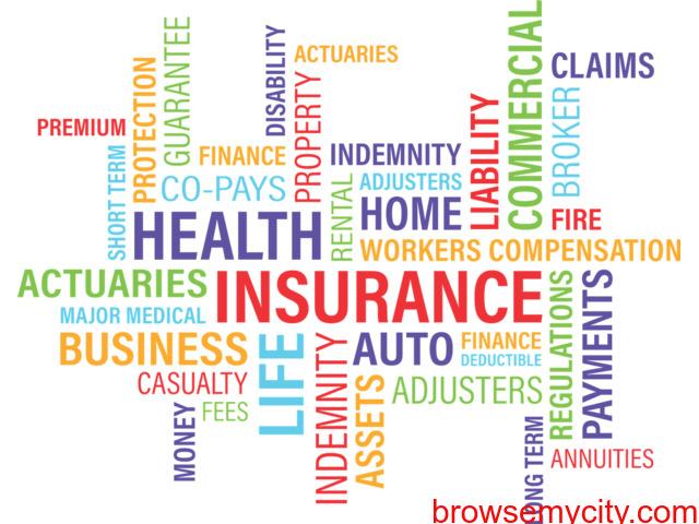 Online Health Insurance Advisors - 1/1