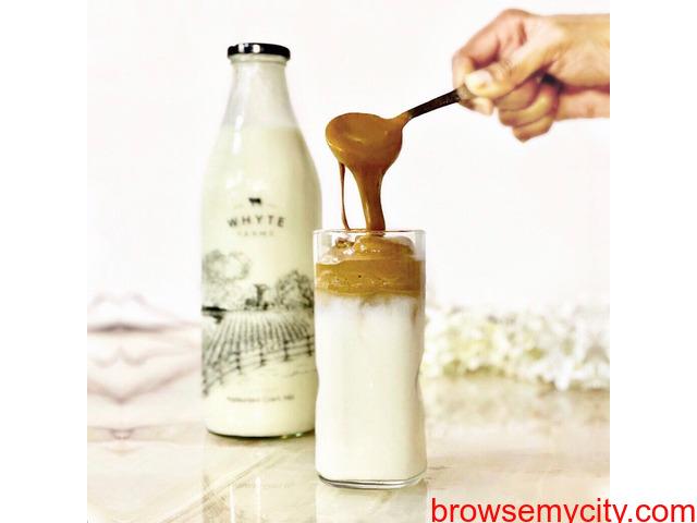Organic Milk, Organic Cow milk, Organic Cow Milk in Delhi NCR - 1/3