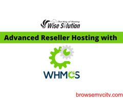 Get unlimited reseller hosting with WHMCS at cheapest price