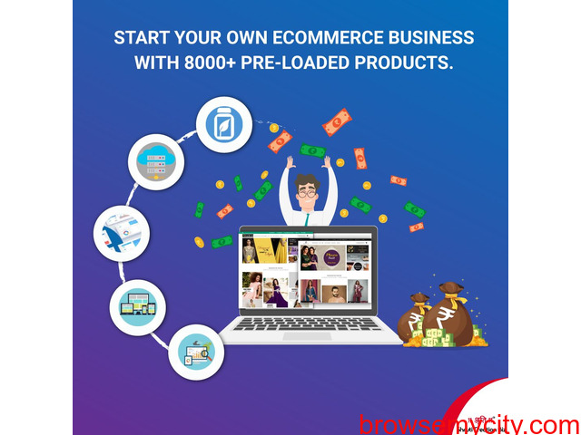 Now get your own brand E-commerce website???? - 1/6