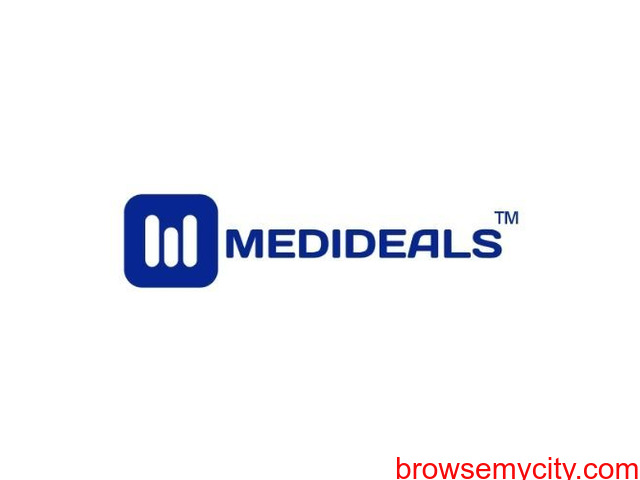 Medideals - Best E-Commerce Platforms for Pharmaceutical Products - 1/1