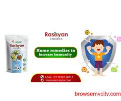 Home remedies to increase immunity