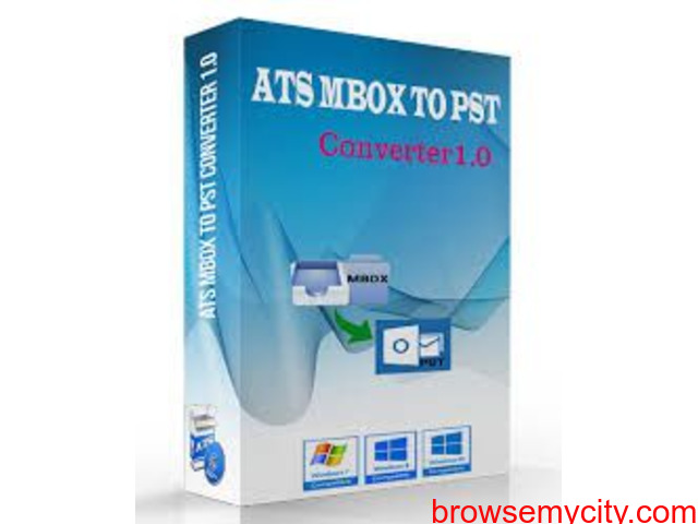 MBOX to PST Converter - 1/1